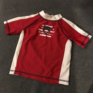 Toddler Boys Rashguard